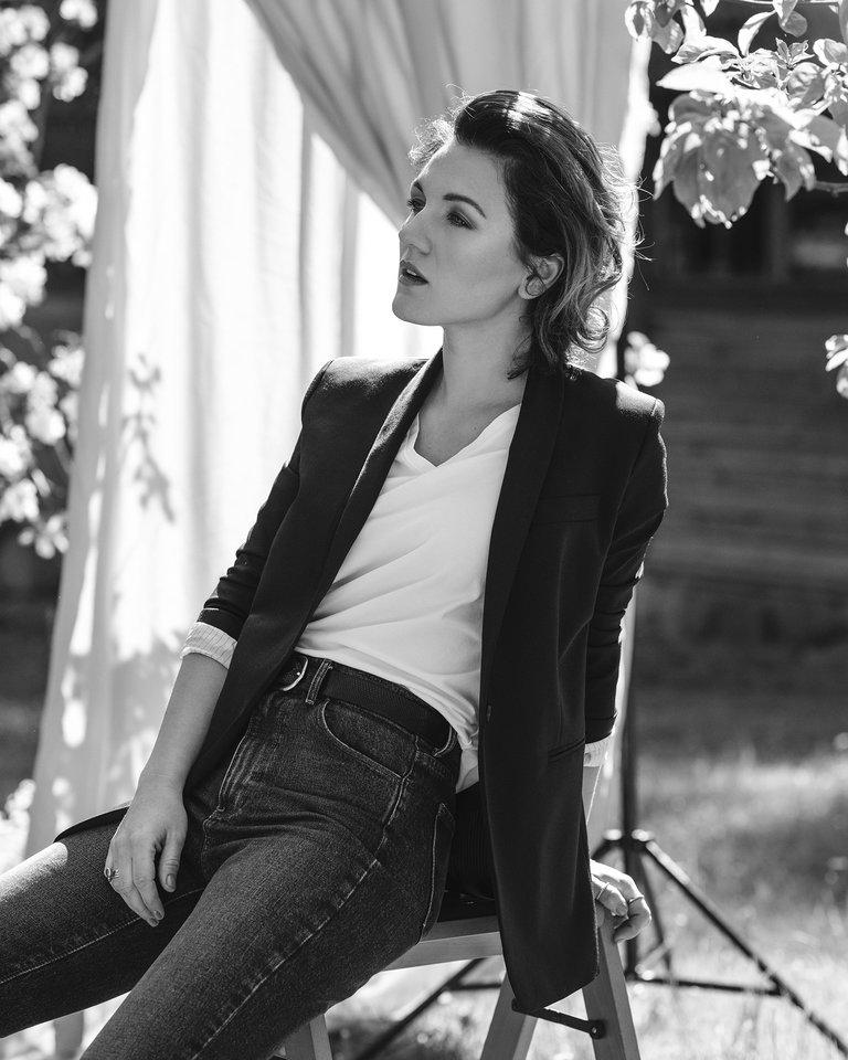 Agnė Gilytė<br>Asmeninio albumo nuotr.