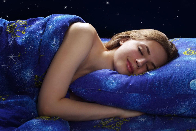 Tam tikri produktai padeda lengviau užmigti.<br>123rf nuotr.