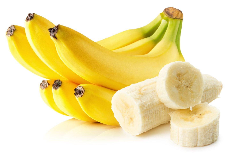 Bananai.<br>123rf.com nuotr.