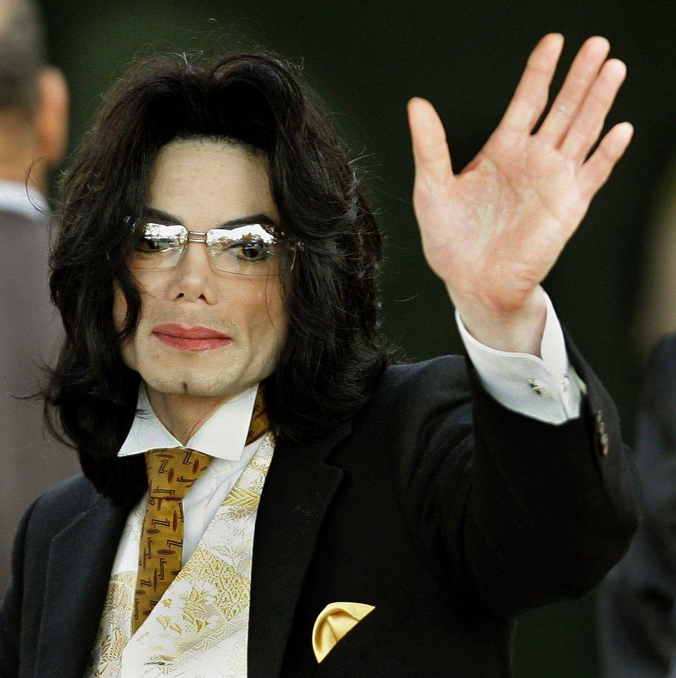 Michaelas Jacksonas.<br>Scanpix/FP nuotr.