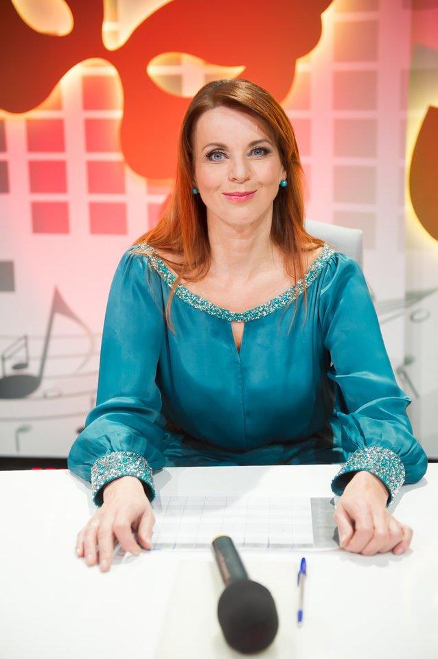 Inga Valinskienė.<br>D.Beržinio nuotr.