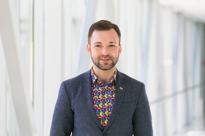 Tomas Vytautas Raskevičius<br>T.Bauro nuotr.