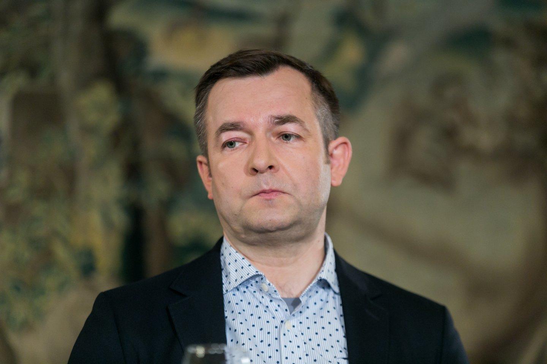 Ramūnas Vilpišauskas.<br>T.Bauro nuotr.