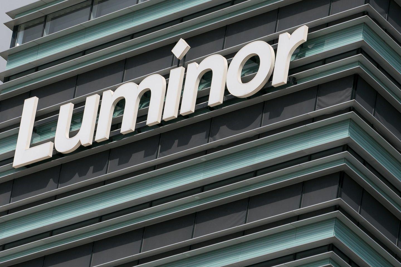 """""""Luminor"""" bankas praneša, kad trečiadienio naktį bus vykdomi techniniai darbai – nuo 22.30 iki 1.30 val. neveiks interneto ir mobilusis bankas.<br>T.Bauro nuotr."""