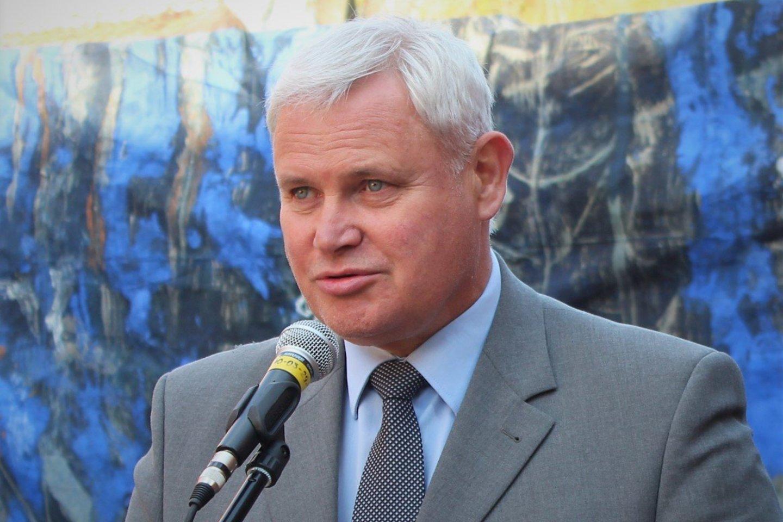 V.Grubliauskas tikisi, kad Bendrojo plano viešinimo procedūros bus baigtos dar šiemet.<br>A.Kubaičio nuotr.