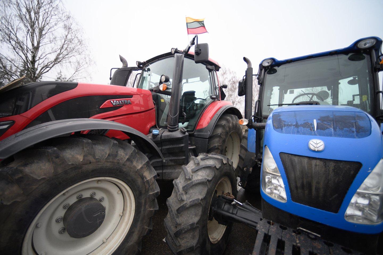 Panevėžio apskrities policija skatina aktyvesnį tarpusavio bendradarbiavimą su ūkininkais ir inicijuoja nuotolinius pasitarimus.<br>V.Skaraičio nuotr.
