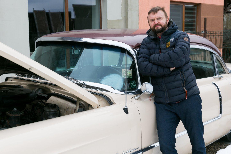 Stanislavas Stavickis-Stano.<br>T.Bauro nuotr.