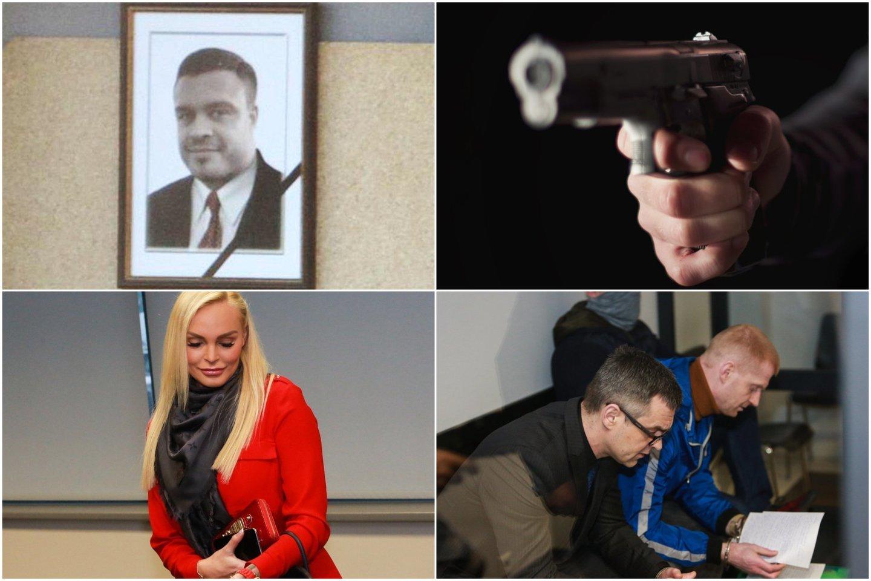 Kaltinamiesiems D.Bugavičiaus nužudymo byloje pasiūlytos bausmės.<br>Lrytas.lt koliažas