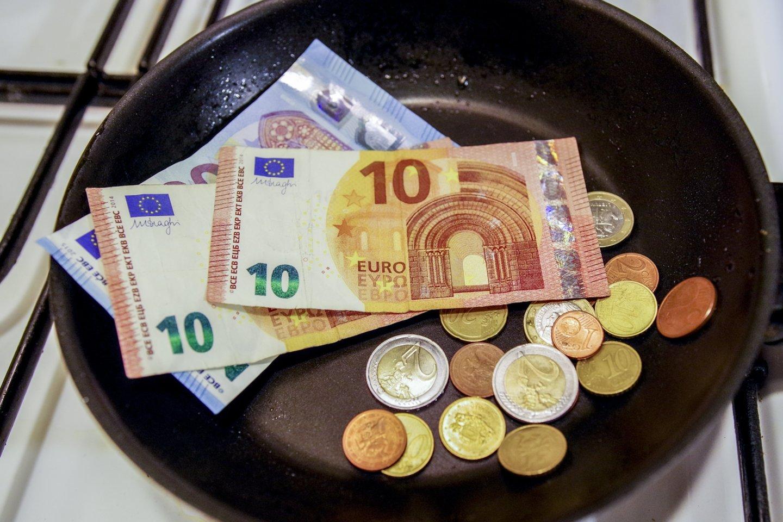 Pirmieji du šių metų mėnesiai ekonomikai buvo neblogi.<br>V.Ščiavinsko nuotr.