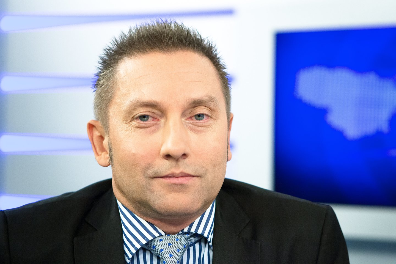 Vladimiras Simonko.<br>LR archyvo nuotr.