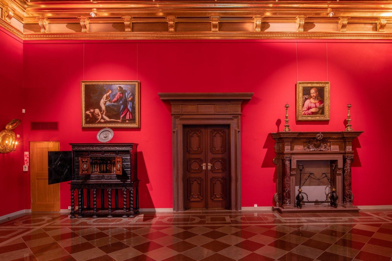Nemokamą sekmadienį lankytojai turės galimybę aplankyti tris atnaujintus Valdovų rūmų muziejaus ekspozicinius maršrutus.
