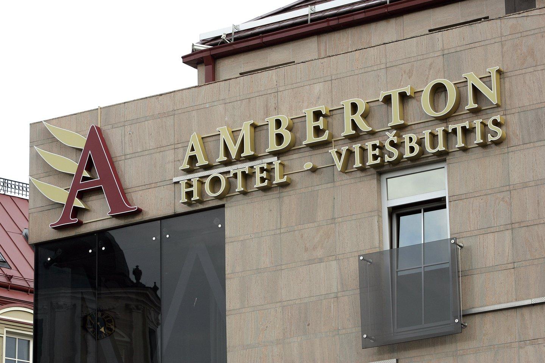 Karantinas privertė nuleisti kainų kartelę net ir labai padorius sostinės viešbučius.<br>V.Balkūno nuotr.