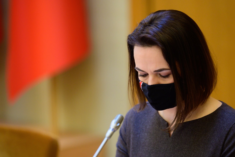 Net pati S.Cichanouskaja neseniai Vakarų spaudai pripažino, kad režimui pavyko atgauti gatvę.<br>V.Skaraičio nuotr.