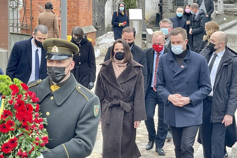 Net pati S.Cichanouskaja neseniai Vakarų spaudai pripažino, kad režimui pavyko atgauti gatvę.<br>V.Ščiavinsko nuotr.