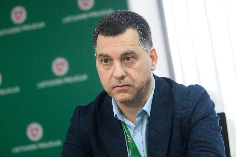 Ramūnas Matonis.<br>V.Skaraičio nuotr.