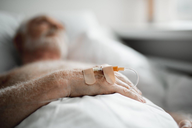 Vyras skundėsi Respublikinė Šiaulių ligoninės Priėmimo skyriaus darbu ir netaktiškomis replikomis.<br>123rf.com asociatyvioji nuotr.