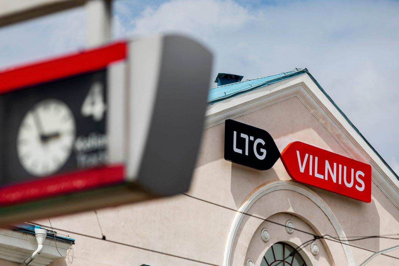 """Keleivių vežimo geležinkeliu bendrovė """"LTG Link"""", artėjant Velykų savaitgaliui, primena keleiviams apie esamus judėjimo ribojimus.<br>Pranešėjų spaudai nuotr."""