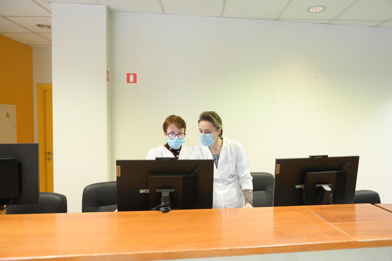 Raseinių rajono meras balandžio 1-osios proga nusprendė pajuokauti, kad rusiška vakcina jau pakeliui į Lietuvą.<br>V.Skaraičio nuotr.