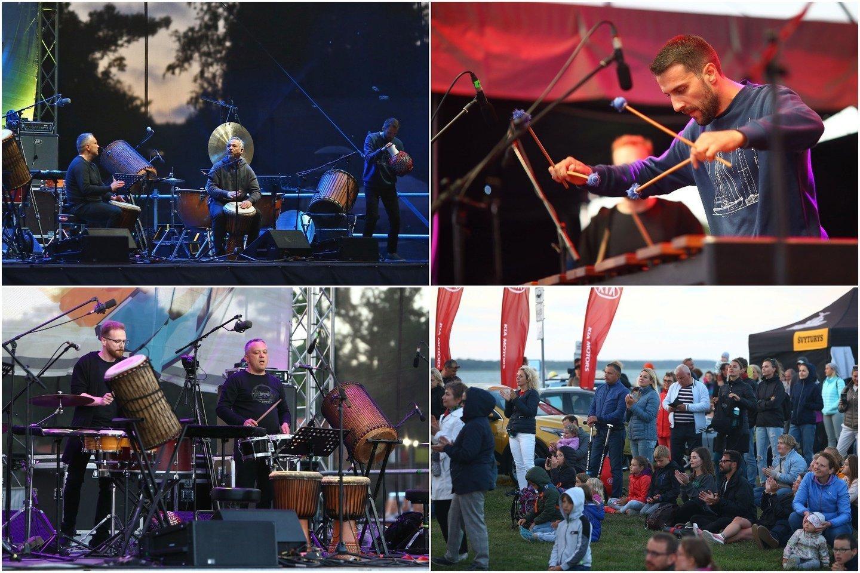 """Festivalis """"Nida Jazz Maratonas"""".<br>G.Šiupario nuotr."""