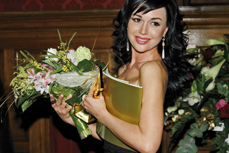 Anastasija Zavorotniuk.<br>Scanpix/IT nuotr.