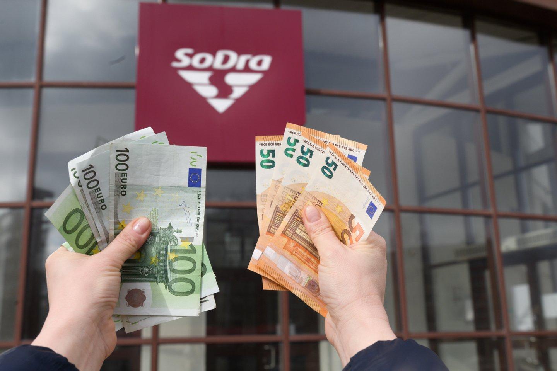 Estijoje nuo šių metų sausio 1 d. gyventojai savo noru gali įsitraukti ar išeiti iš antrosios pakopos pensijų fondų.<br>V.Skaraičio nuotr.
