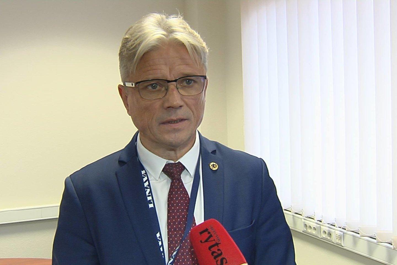 """Verslininkas E.Mikėnas laimėjo bylą prieš """"Linavą"""".<br>Nuotr. iš LR archyvo."""