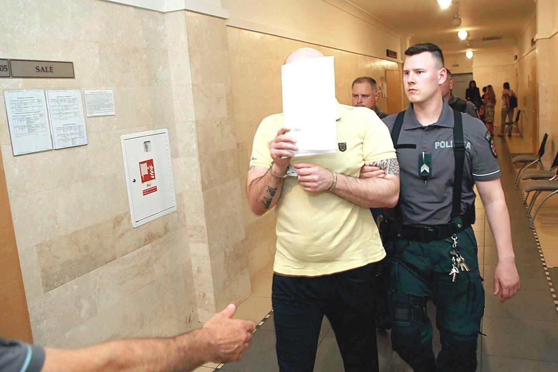 Moteris mulkinusiam kauniečiui V.Vilkauskui teismas neseniai skyrė net 14 metų laisvės atėmimo bausmę.