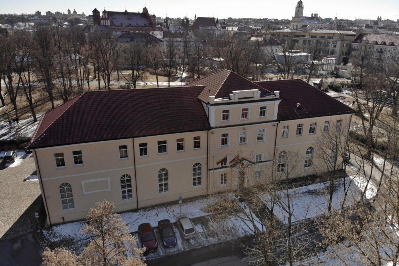 Lietuvos nacionalinis kultūros centras mini 80-ies metų jubiliejų.<br>LNKC nuotr.