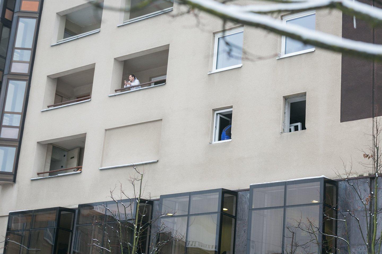 Seimo viešbutis.<br>T.Bauro nuotr.