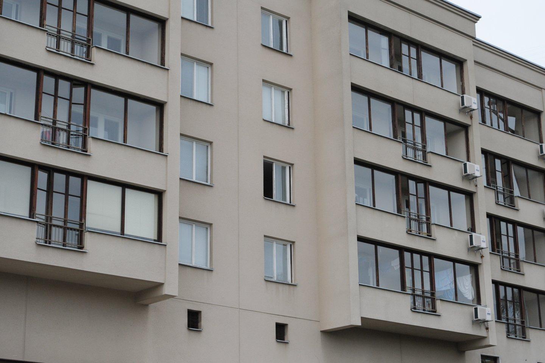 Seimo viešbutis.<br>V.Ščiavinsko nuotr.