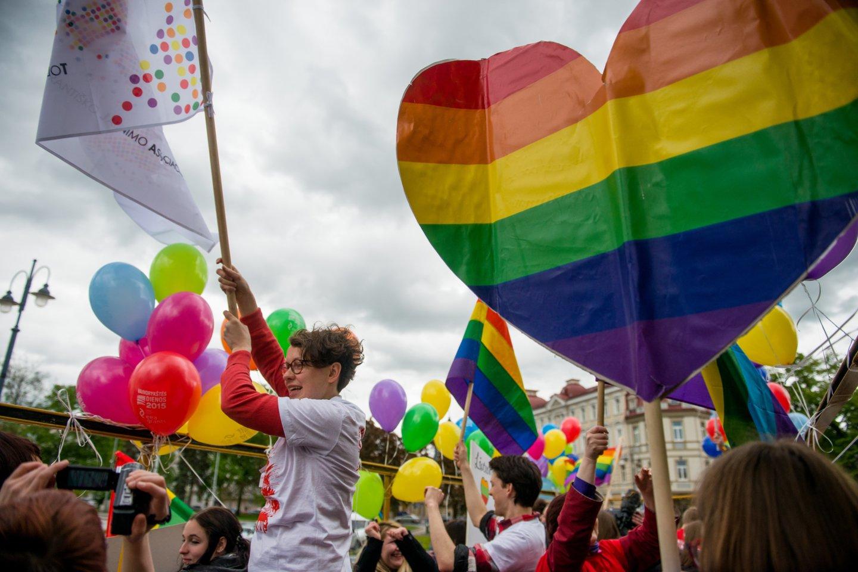 Toliau visuomenėje kaistančios diskusijos dėl grėsmių tradicinėms vertybėms gresia dar didesniu žmonių susipriešinimu, o dalies valdančiosios koalicijos pažadai užtikrinti lygias žmogaus teises visiems stringa.<br>J.Stacevičiaus nuotr.
