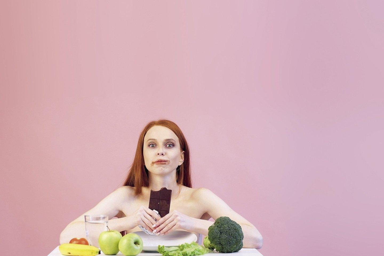 Kada maisto pomėgis virsta valgymo sutrikimu ir kaip jį galima įveikti?<br>123rf.com