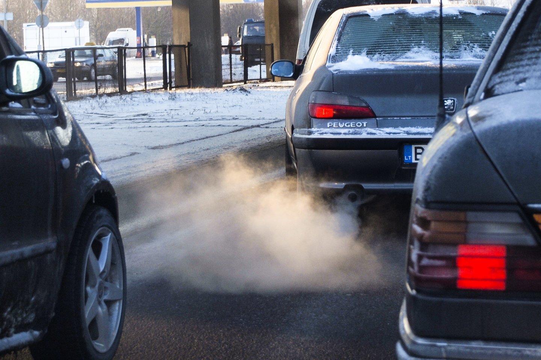 Gyventojai greitu metu vėl gali tikėtis gauti kompensacijas už sunaikintus senus taršius automobilius.<br>V.Ščiavinsko nuotr.