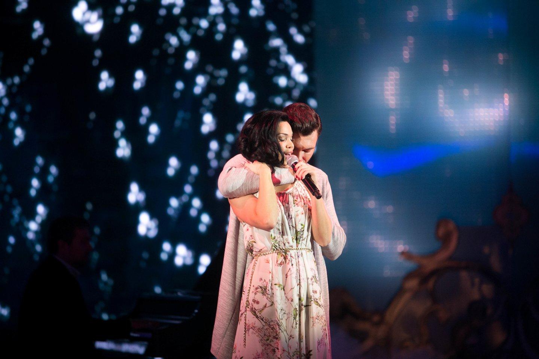 Samanta Tina dalyvavo muzikiniuose projektuose Lietuvoje.<br>T.Bauro nuotr.