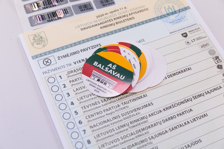 TS-LKD iniciatyva Seimo Valdybos suformuota darbo grupė antradienį pradėjo klausymus dėl Lietuvos rinkimų sistemų pokyčių.<br>T.Bauro nuotr.