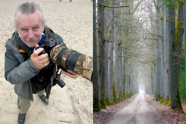 Vladas Ščiavinskas. Gamtos fotografija.<br>V. Ščiavinsko/Š. Meškio nuotr.