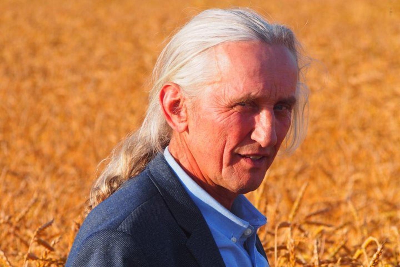 """V.Genys: """"Esu agronomas. Stengiuosi perprasti visus reikalavimus"""".<br>Asmeninio archyvo nuotr."""