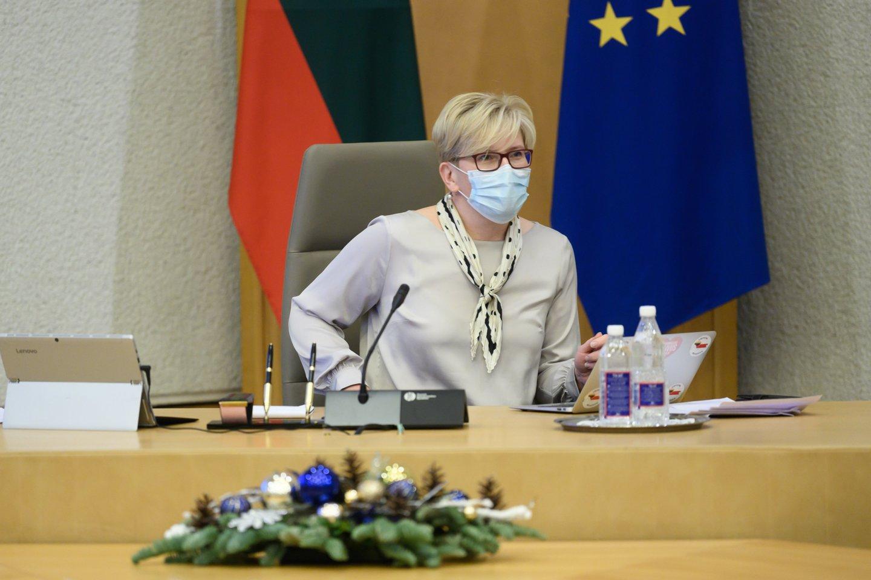 Ingrida Šimonytė.<br>V.Skaraičio nuotr.