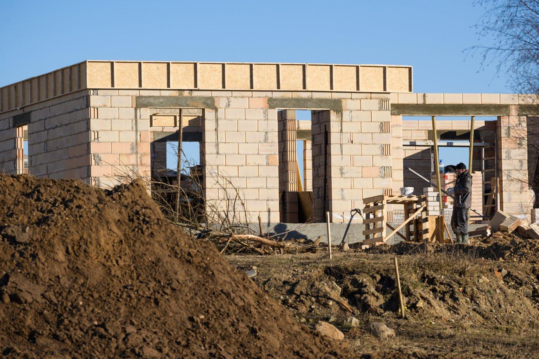 Kiek tai gali kainuoti būsto pirkėjui? 15 –25 tūkst. Eur nuo vidutinės klasės, 50 kv. m ploto būsto kainos.<br>V.Skaraičio nuotr.