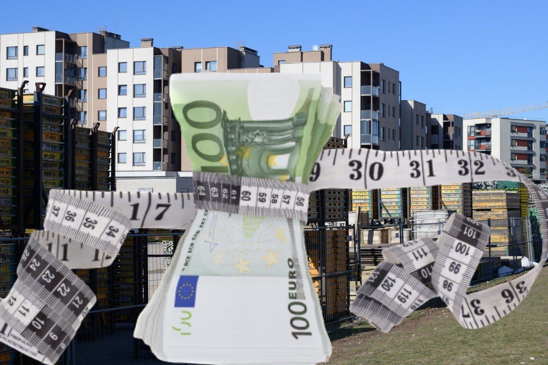 Kiek tai gali kainuoti būsto pirkėjui? 15 –25 tūkst. Eur nuo vidutinės klasės, 50 kv. m ploto būsto kainos.<br>lrytas.lt montažas