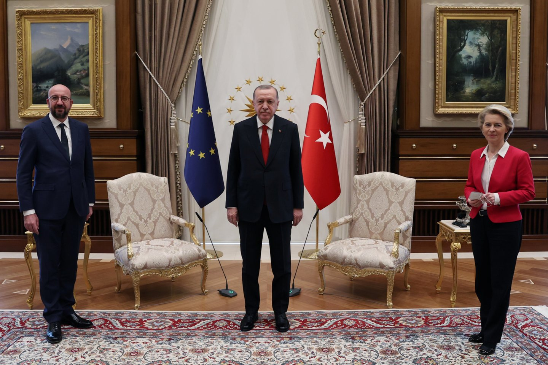 Lyderių susitikimas Turkijoje.<br>Reuters/Scanpix nuotr.
