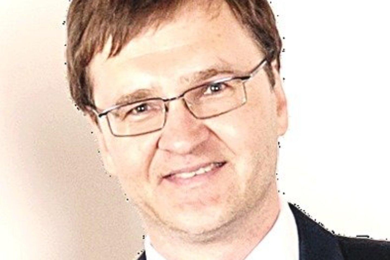 Teisės profesorius R.Drakšas.