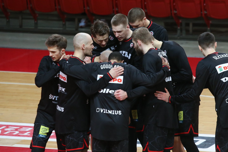 """G.Žibėno treniruojamas """"Rytas"""" suklupo po 14 pergalių iš eilės.<br>R.Danisevičiaus nuotr."""
