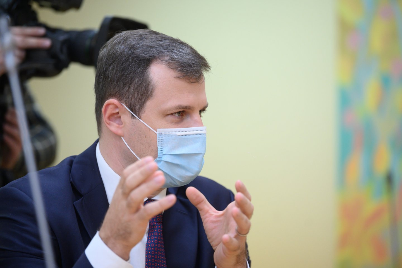 Gintautas Paluckas<br>V.Skaraičio nuotr.