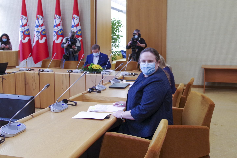 LVŽS šešėlinė Vyriausybė.<br>V.Ščiavinsko nuotr.