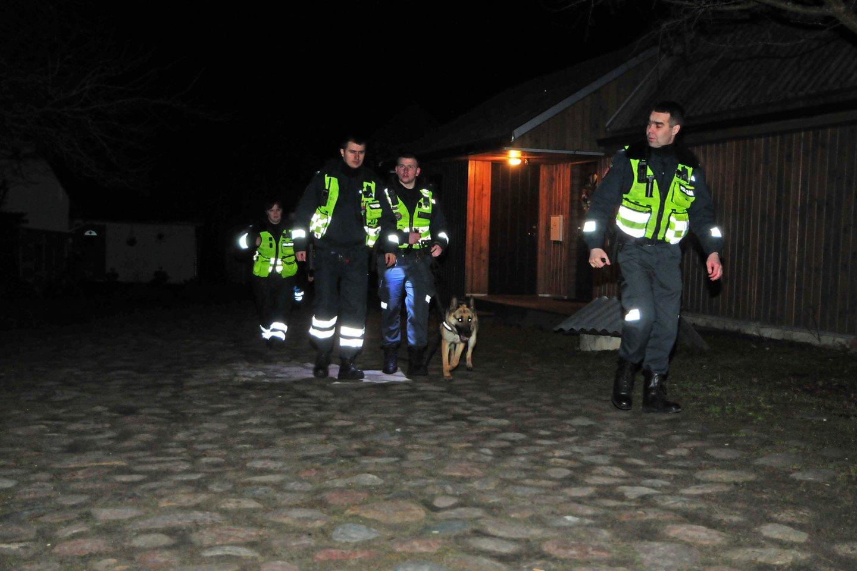 Antrą žmogžudystę įvykdžiusiam Kaišiadorių rajono gyventojui pasiūlyta bausmė.<br>A.Vaitkevičiaus asociatyvioji nuotr.