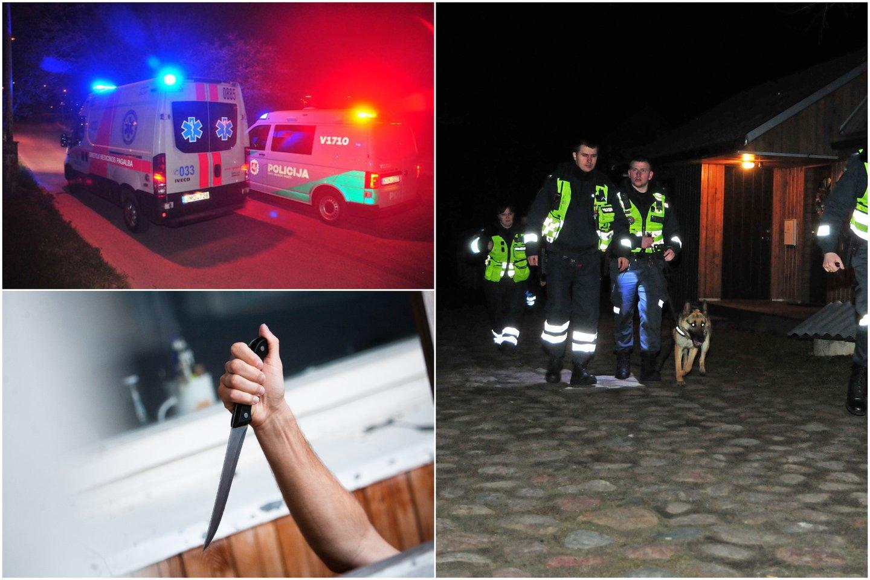 Antrą žmogžudystę įvykdžiusiam Kaišiadorių rajono gyventojui pasiūlyta bausmė.<br>Lrytas.lt koliažas