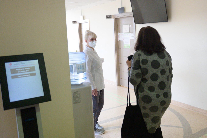 Vakcinacija nuo COVID-19 Lietuvoje<br>V.Skaraičio asociatyvinė nuotr.