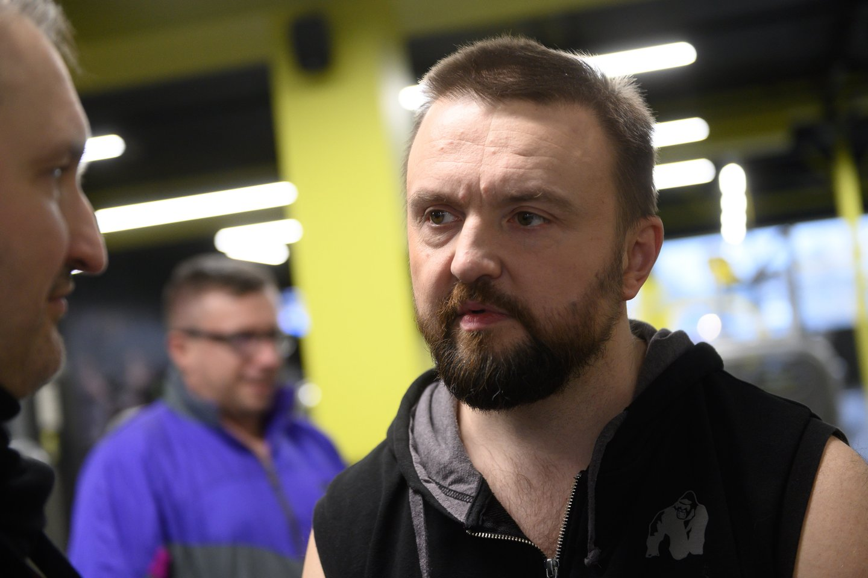 Stanislavas Stavickis-Stano.<br>V.Skaraičio nuotr.