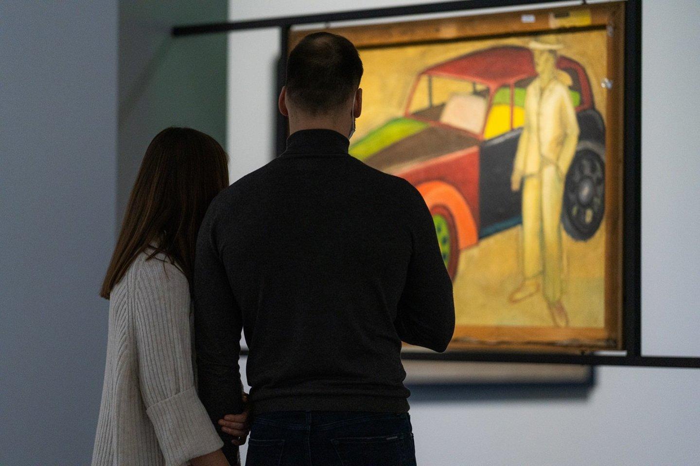 Muziejų ir galerijų lankymas gerina žmonių emocinę sveikatą, mažina stresą bei suteikia laimės.<br>R.Šeškaičio nuotr.